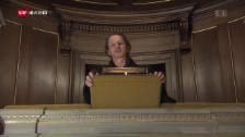 Video «FOKUS: Kirchlicher Widerstand gegen USR III» abspielen