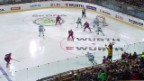 Video «Eishockey: Final Spengler Cup, Ufa - Genf» abspielen