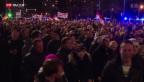Video «Pegida: Grossaufmarsch der Wutbürger» abspielen