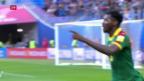 Video «Kamerun und Australien trennen sich 1:1» abspielen
