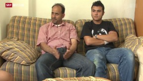 Video «Private Unterbringung von Flüchtlingen» abspielen