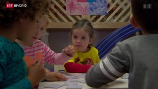 Video «Betreuungsgutschrift gegen Fachkräftemangel» abspielen
