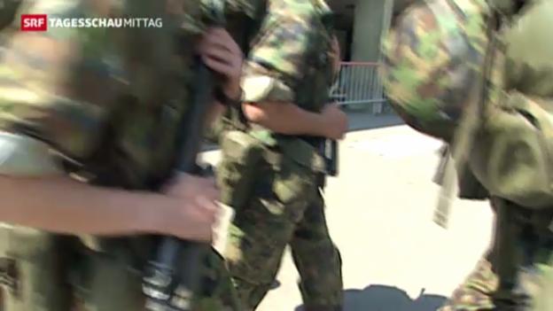 Video «Grüne und SP fordern nachträgliche Sicherheitsüberprüfungen.» abspielen