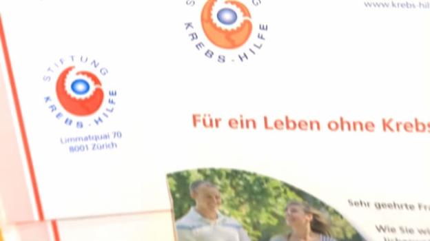 Video ««Krebs-Hilfe» verschwendet Spendengeld» abspielen
