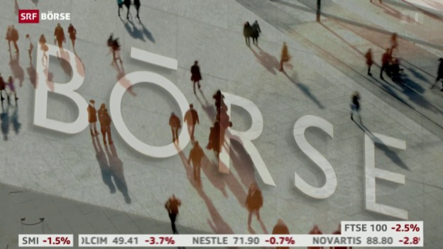 Video «SRF Börse vom 28.09.2015» abspielen