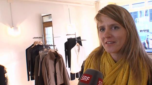 Video «Seraina Rohrer über ihre Interessen» abspielen