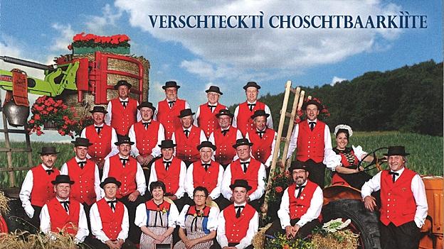 Duo Süess-Klossner: As wunderbarsch Gscheich
