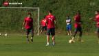 Video «Schweizer Fussballnati: Der Tag danach» abspielen