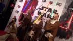 Video «Kino-Saga: «Star Wars: Die letzten Jedi» feiert Premiere» abspielen