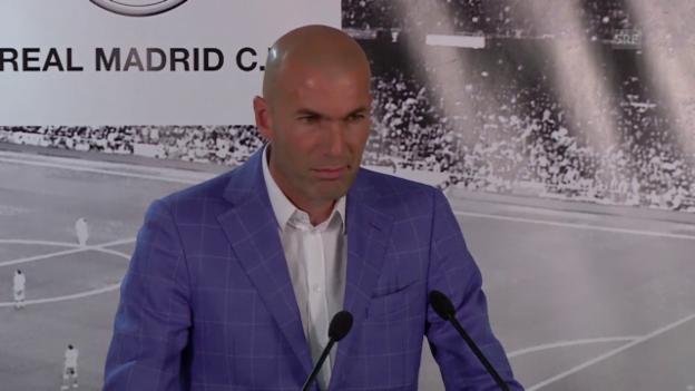 Video «Fussball: Benitez bei Real entlassen, Zidane als Nachfolger bestimmt» abspielen