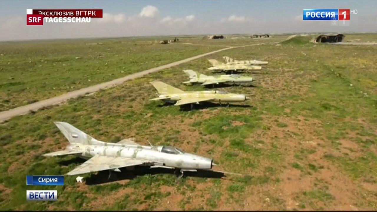 Trumps Möglichkeiten und Risiken in Syrien