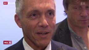 Video «Interview mit Bundesanwalt Michael Lauber» abspielen