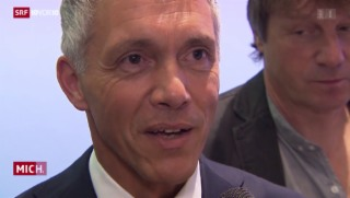 Video «Interview mit Bundesanwalt Michael Lauber» abspielen