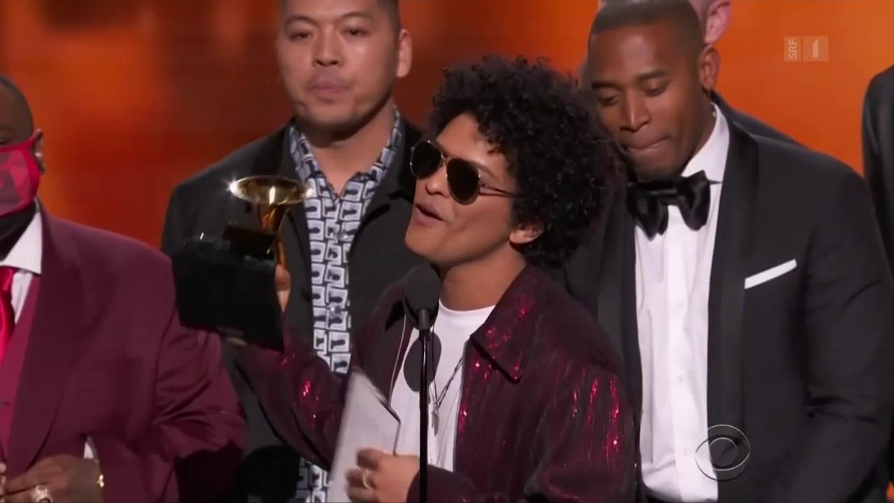 Grammys mit einem «ausserirdischen» Gewinner