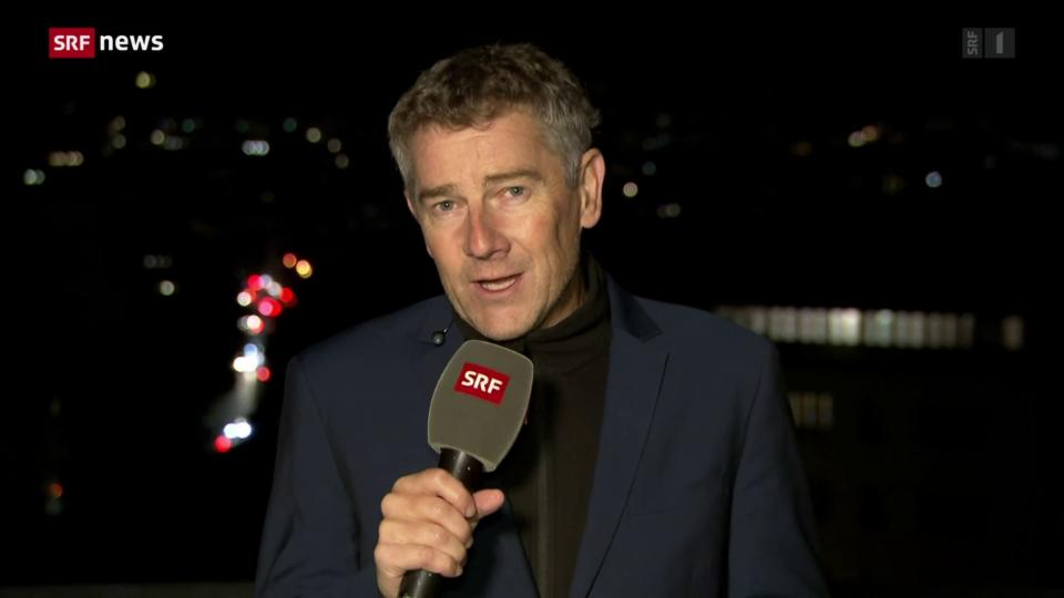 Korrespondent Peter Balzli: «Hinter den Kulissen zum Einlenken bewogen»