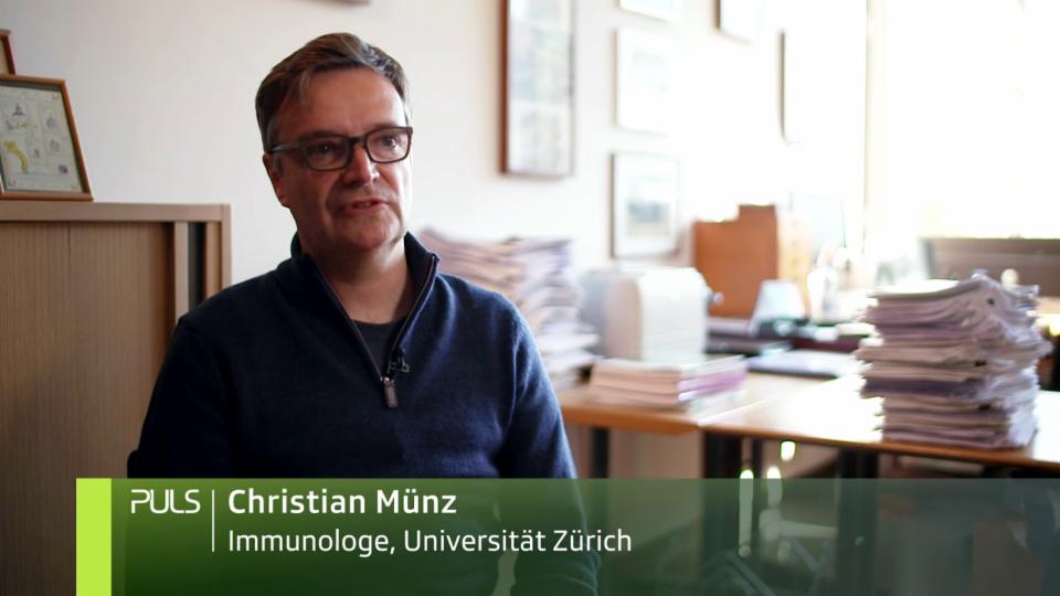 «Unsere Immunsysteme lösen unterschiedlich stark Botenstoffe aus.»