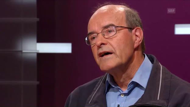 Video «Pierre Bühler: «Der Rechtsstaat entscheidet nicht immer gerecht.»» abspielen