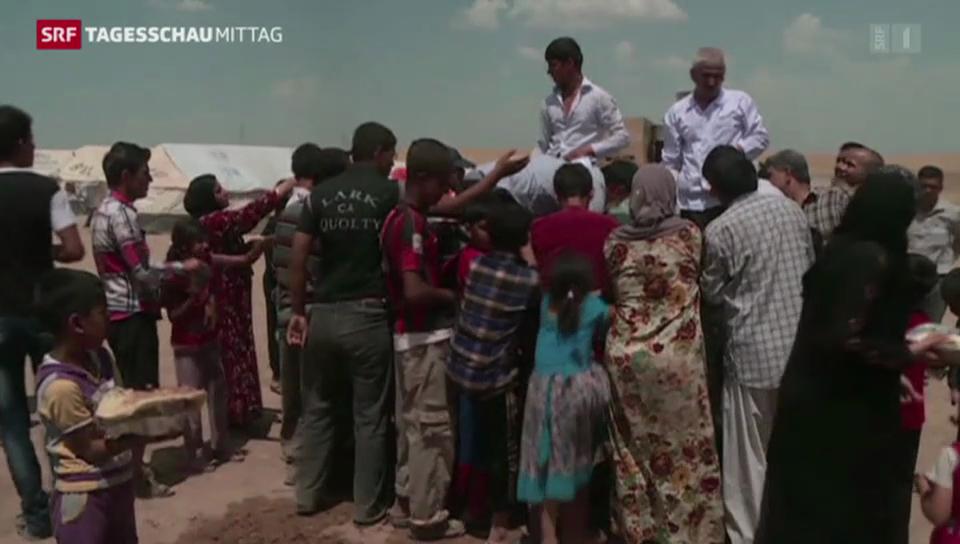 Weltflüchtlingstag: 50 Millionen auf der Flucht