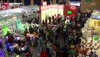 Video «71. OLMA in vollem Gang» abspielen