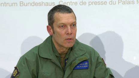 Video «Bruns: «Milizpiloten sind sehr erfahren.»» abspielen