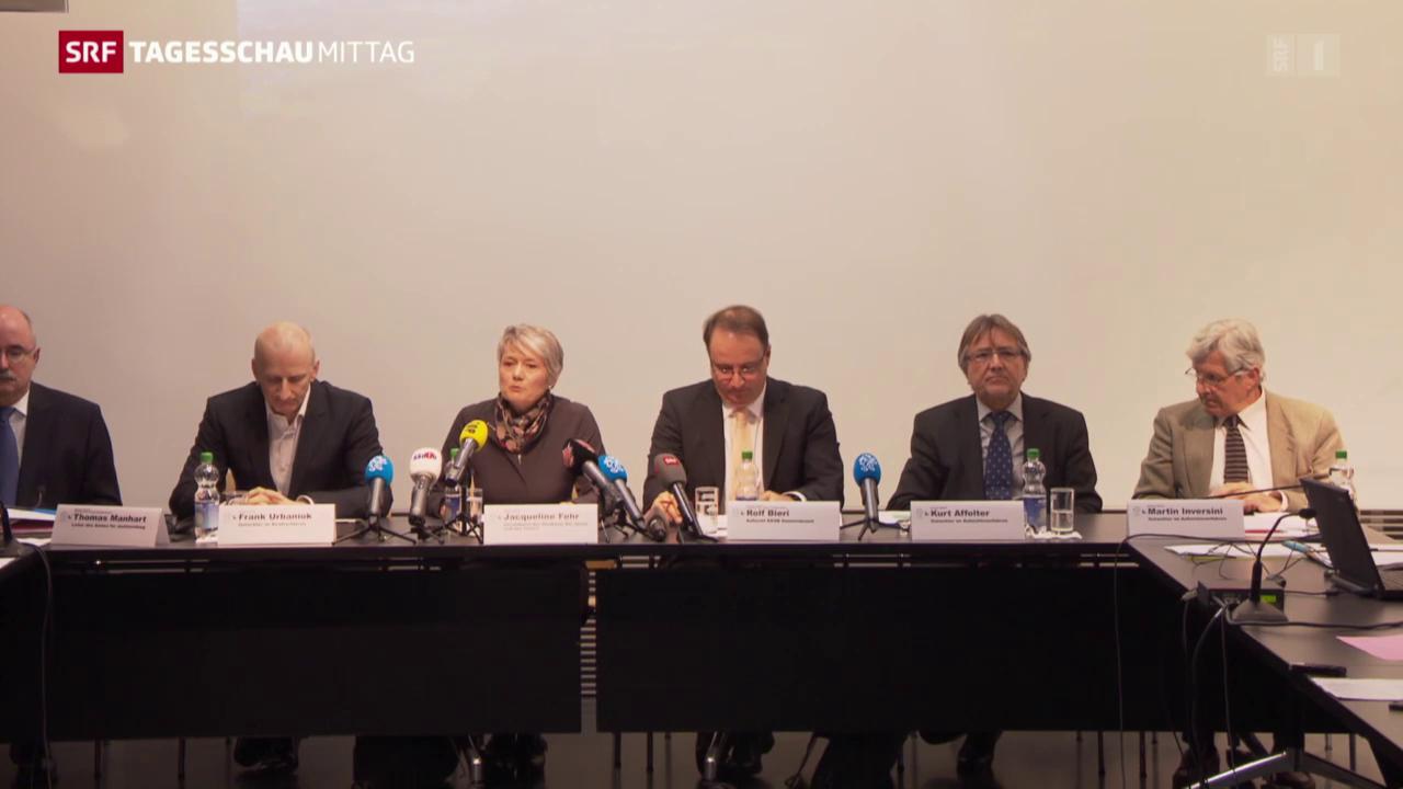 Einschätzungen von SRF-Korrespondentin Brigit Weibel zum Fall Flaach
