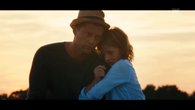 Video «Emma Schweiger an der Seite ihres Vater Til Schweiger in «Kokowääh 2»» abspielen