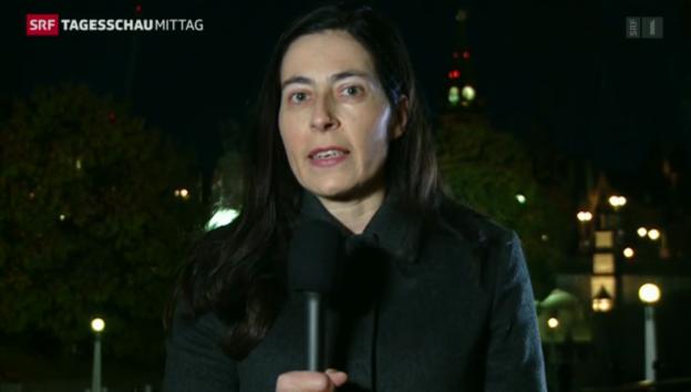 Video «SRF-Korrespondentin Karin Bauer in Ottawa» abspielen
