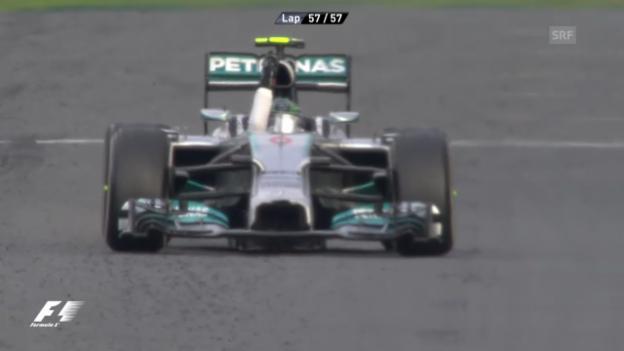Video «Formel 1: GP Australien, die Schlussphase («sportlive», 16.03.2014)» abspielen
