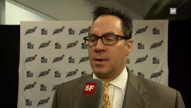 Abbotsfrod-Coach Troy Ward über Bärtschis Chancen in der NHL.