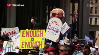 Video «Eklat bei den Demokraten» abspielen