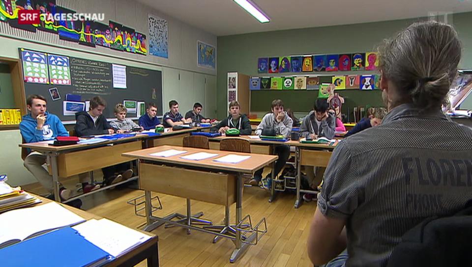 Burnout-Risiko ist bei Lehrpersonen hoch