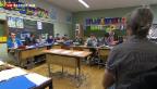 Video «Burnout-Risiko ist bei Lehrpersonen hoch» abspielen