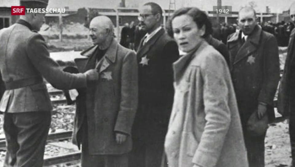 Der Buchhalter von Auschwitz vor Gericht