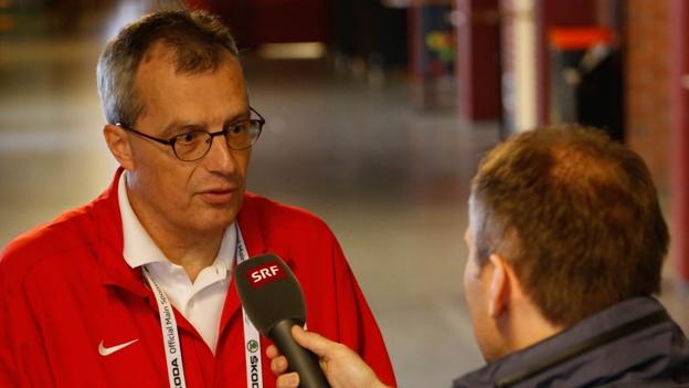 Eishockey-WM: Regeneration zwischen den Spielen (Radio SRF 3)