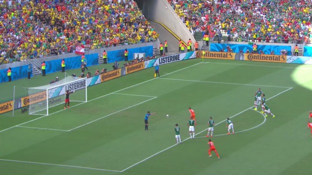 Video «Spielbericht Niederlande - Mexiko» abspielen