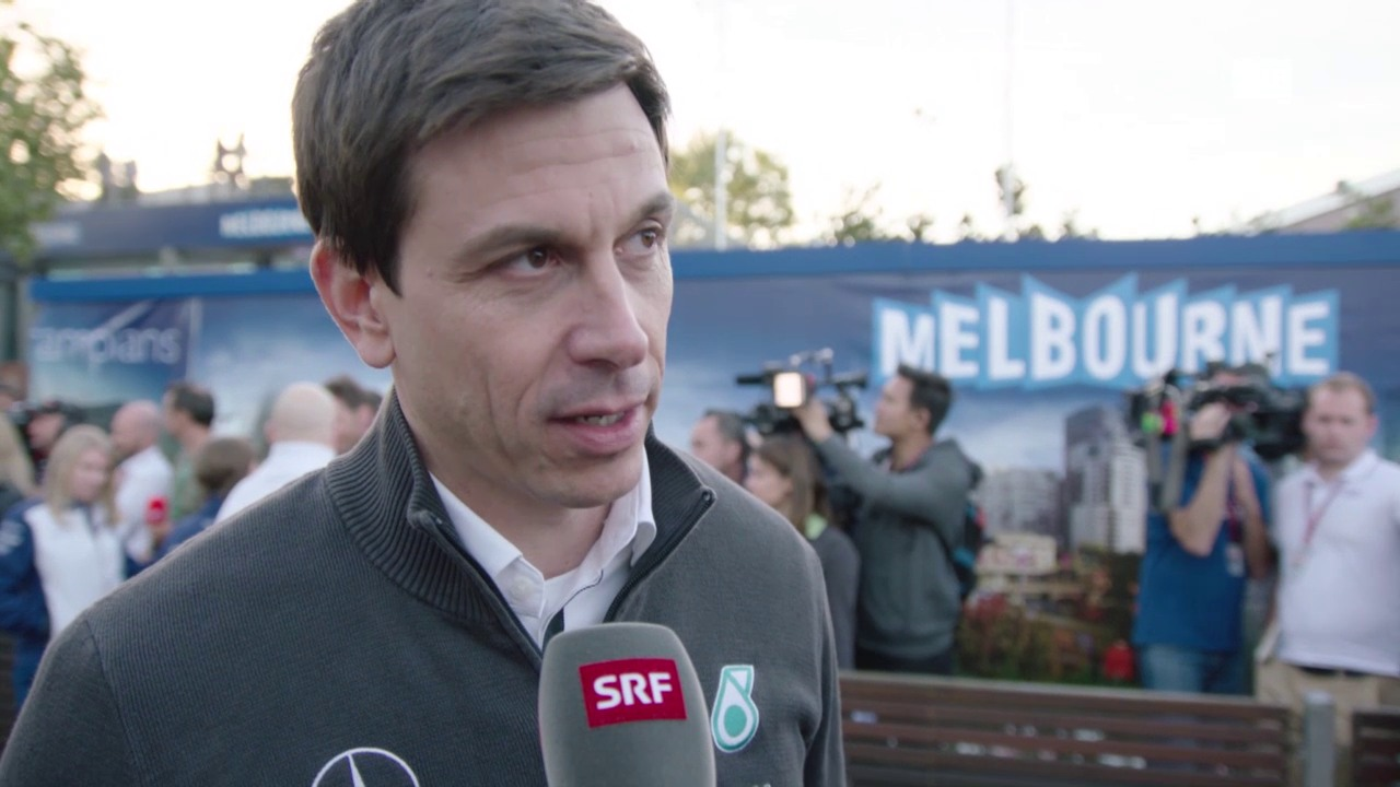 Formel 1: Toto Wolff im Interview