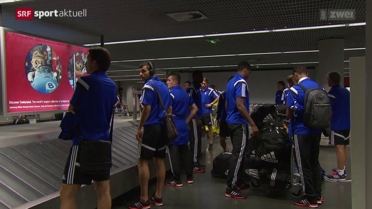 Fussball: Champions League, Basel nach dem Out