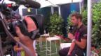 Video «Die Schweizer vor dem ersten Grand-Slam-Turnier des Jahres» abspielen