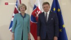 Video «Theresa May auf Osteuropa-Tour» abspielen