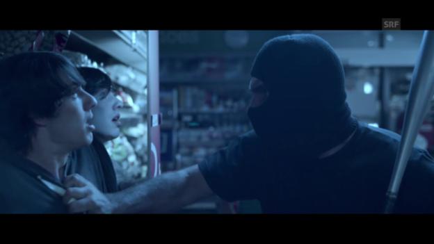 Video «Amor trägt eine Sturmmütze (GB 2013)» abspielen