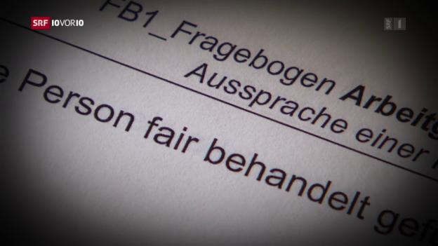 Video «FOKUS: So kündigt die Schweiz» abspielen