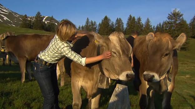 Video «Sabine Dahinden über das Landleben» abspielen