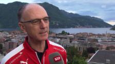 Video «Cuno Wetzel zur Verletzung von Breel Embolo» abspielen