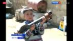 Video «Streit über Giftgas-Einsatz in Syrien» abspielen