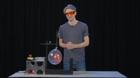 Einfach Physik! - Ballon und Laser (1/5)