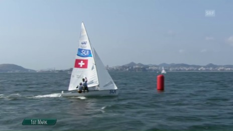 Video «Brauchli/Hausser starten gut ins Medal Race» abspielen
