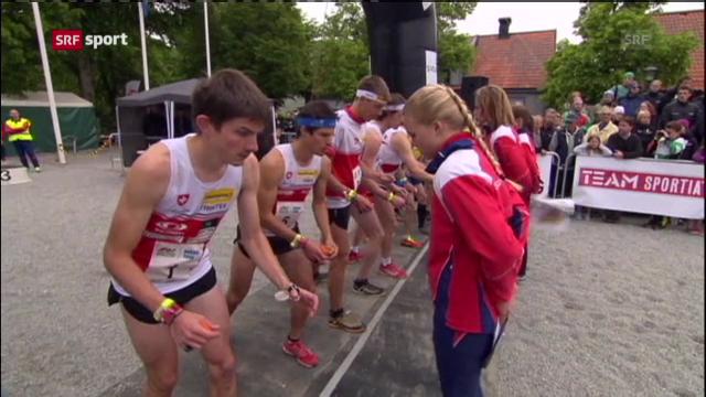 OL: Weltcup in Schweden