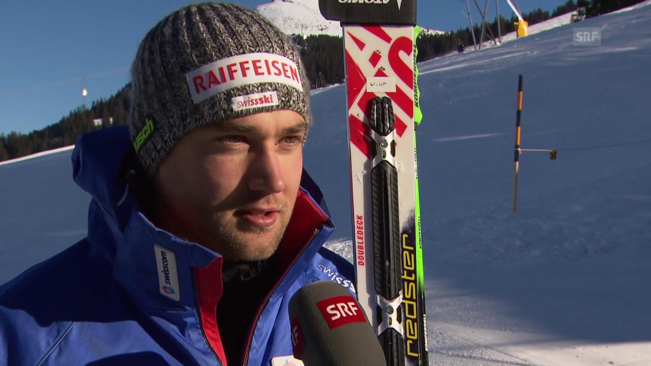 Ski: Manuel Pleisch im Interview