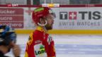 Video «Eishockey: NL, Biel - Davos» abspielen