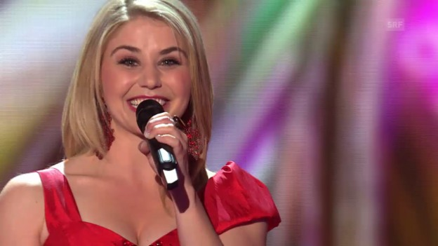Video «Beatrice Egli Mashup» abspielen